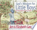 God s Wisdom for Little Boys Book PDF