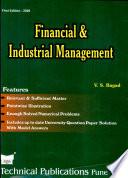 Financial   Industrial Management
