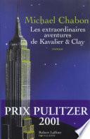 Les Extraordinaires Aventures De Kavalier Et Clay : l'artiste de l'évasion, héros de comics, s'acharne...