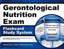 Gerontological Nutrition Exam Flashcard Study System