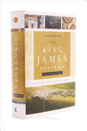 The King James Study Bible  Hardcover  Full Color Edition
