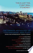 The Oberon Anthology of Contemporary Irish Plays: 'This is just this. This isn't real. It's money.' Pdf/ePub eBook