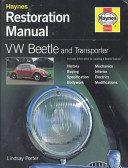 VW Beetle and Transporter Restoration Manual