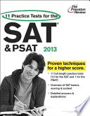 11 Practice Tests for the SAT   PSAT