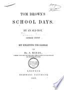 Tom Brown s Schooldays