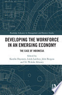 Developing The Workforce In An Emerging Economy