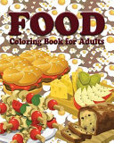 Food Coloring Book for Adults