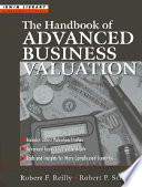The Handbook Of Advanced Business Valuation book
