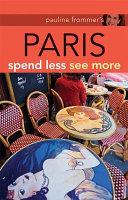 Pauline Frommer's Paris Pdf/ePub eBook