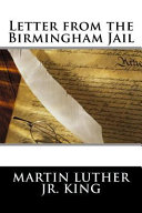 Letter from the Birmingham Jail