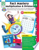 Fact Mastery Multiplication   Division  Grades 3   4