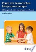 Praxis der sensorischen Integrationstherapie