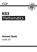 KS3 Maths Answers  for Workbook    Levels 3 6