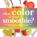 What Color is Your Smoothie