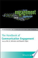 The Handbook Of Communication Engagement