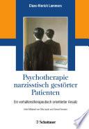 Psychotherapie narzisstisch gest  rter Patienten