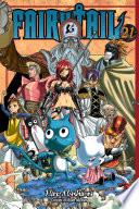 Fairy Tail Volume 21