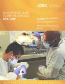 ADEA Official Guide to Dental Schools 2015