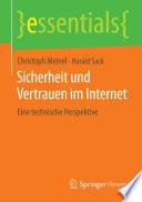 Sicherheit und Vertrauen im Internet