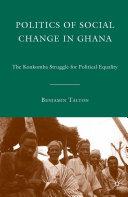 Politics of Social Change in Ghana Book