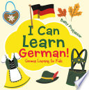 I Can Learn German    German Learning for Kids