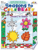 Seasons to Celebrate  January to Summer  eBook