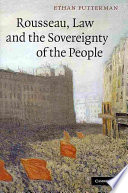Rousseau  Law and the Sovereignty of the People