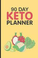 90 Day Keto Planner