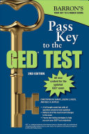 Pass Key to the GED Test  2nd Edition
