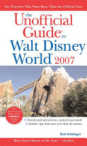 The Unofficial Guide to Walt Disney World 2007