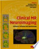 Clinical Mr Neuroimaging book