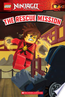 Lego Ninjago The Rescue Mission Reader 11