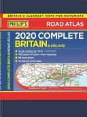 Philip's Complete Road Atlas Britain and Ireland