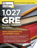 1 027 GRE Practice Questions