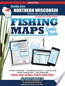 Northern Wisconsin   Oneida Area Fishing Map Guide