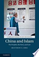 China And Islam book