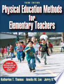 Physical Education Methods for Elementary Teachers