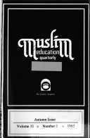 Muslim Education Quarterly