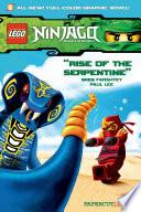 LEGO Ninjago  3  Rise of the Serpentine
