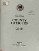 State of Illinois   County Officers