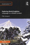 Exploring World Englishes Introductory Level Textbooks Covering The