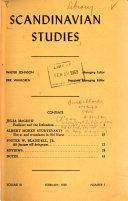 Ebook Scandinavian Studies Epub N.A Apps Read Mobile