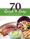 70 Quick   Easy Recipes Book PDF