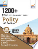 1200+ MCQs with Explanatory Notes For POLITY 2nd Edition