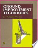 Ground Improvement Techniques (HB)