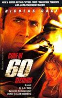 Gone in 60 Seconds Movie Tie In