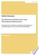 Die Warenwirtschaftssysteme und Materialwirtschaftssysteme