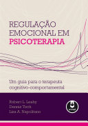 Regulação Emocional em Psicoterapia