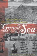 Genoa and the Sea