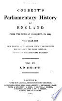 The Parliamentary History Of England From The Earliest Period To The Year 1803 : of the 2d parliament....